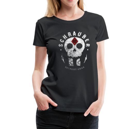HG 93 Scull - Frauen Premium T-Shirt