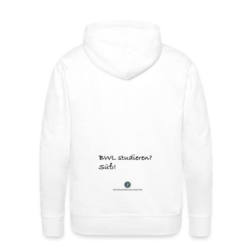 Jura Understatement Sweater - Männer Premium Hoodie