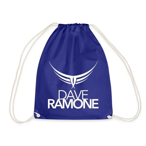 Dave Ramone Logo Turnbeutel  - Turnbeutel