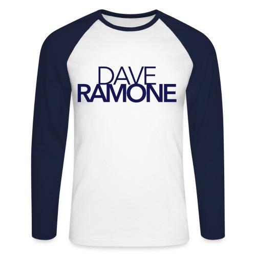 Dave Ramone Männer Baseballshirt langarm - Männer Baseballshirt langarm