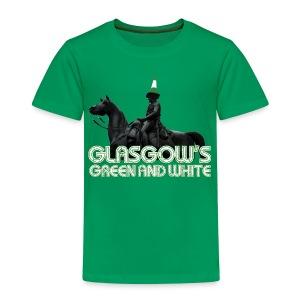 Glasgow's Green & White