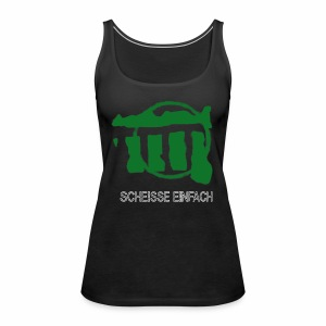 Digifaust Top - Frauen Premium Tank Top