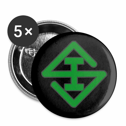 Scheisse Einfach Button - Buttons klein 25 mm