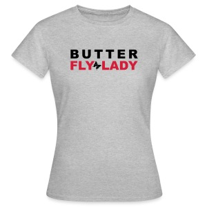 Butterfly Lady - Frauen T-Shirt