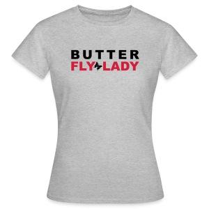Butterfly Lady - Frauen T-Shirt