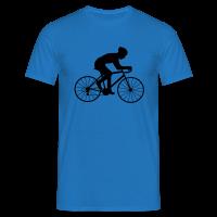 Rennrad Männer T-Shirt