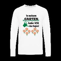 Hobby Garten Männer Langarmshirt