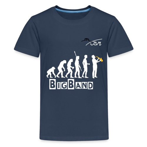 BigBand - Teenager Premium T-Shirt