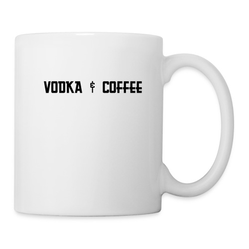 Vodka & Coffee - Mug