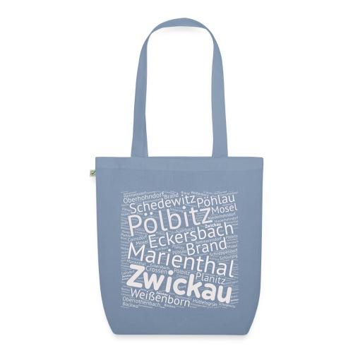 Zwickau Ortsteile - Bio-Stoffbeutel