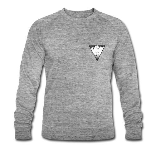 Black Mountain Pull Gris - Männer Bio-Sweatshirt von Stanley & Stella