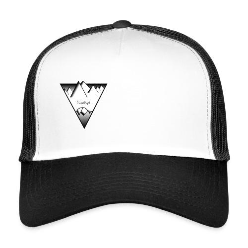 Black Mountain Casquette Blanche - Trucker Cap