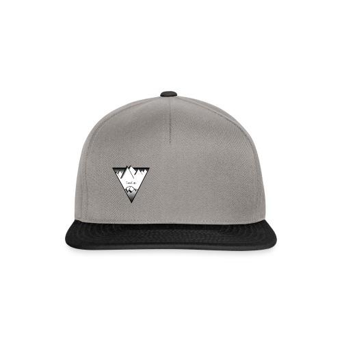 Black Mountain Caquette Grise - Snapback Cap