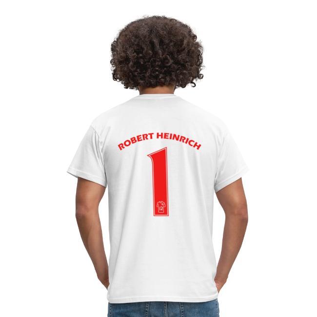 """""""Robert Heinrich I. - Kaiser-Special"""" (Männer T-Shirt)"""