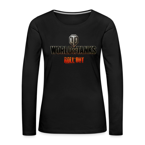 World of Tanks - Roll Out, Women Collection - Women's Premium Longsleeve Shirt