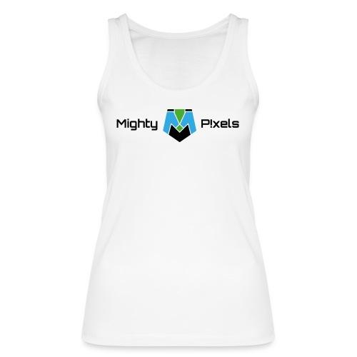 Mighty P!xels Top - Frauen Bio Tank Top von Stanley & Stella