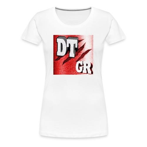 destrollergr - Women's Premium T-Shirt