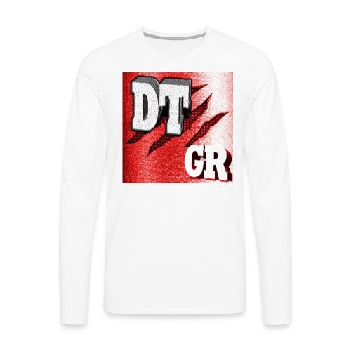 destrollergr - Men's Premium Longsleeve Shirt