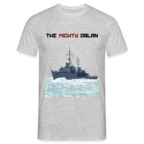 The Mighty Orlan - Men's T-Shirt