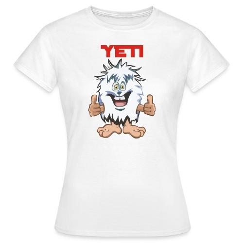 Yeti TS F B&C - T-shirt Femme
