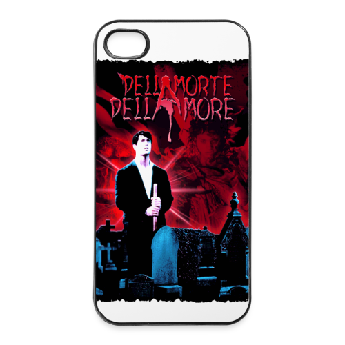 DELLAMORTE - RED -iPhone 4/4s Hard Case - iPhone 4/4s Hard Case