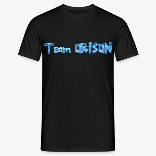 Herren T-Shirt TEAM ORISON - Text - Männer T-Shirt