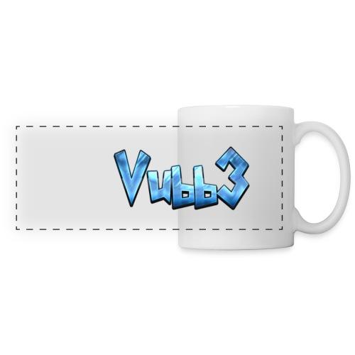 Vit mugg (premium) - Panoramic Mug