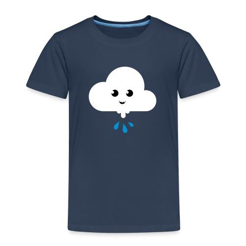 Pissy Cloud Kid - Kinder Premium T-Shirt