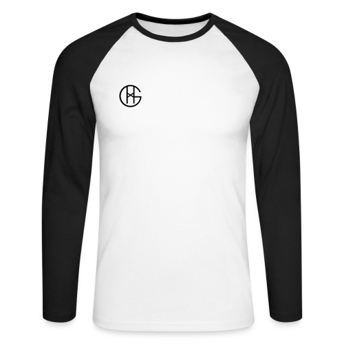 HOOKGRIP BAND LONGSLEEVE - Langermet baseball-skjorte for menn