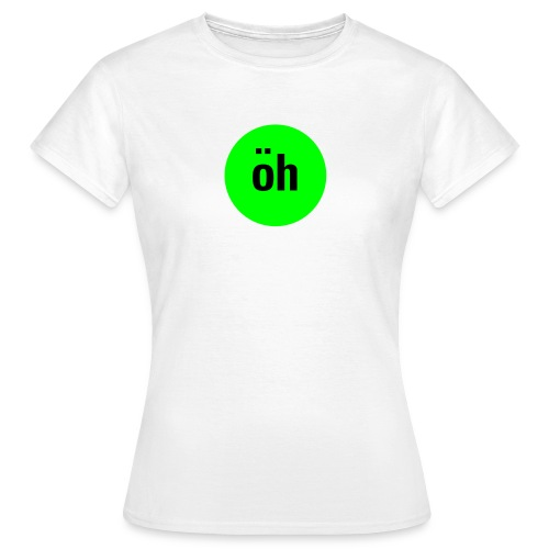 öh, Ws T-Shirt - Frauen T-Shirt