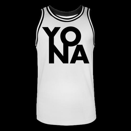 YN Basketball-Shirt - Männer Basketball-Trikot