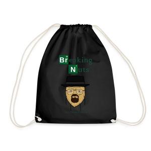 Breaking Nuts - Bag - Turnbeutel