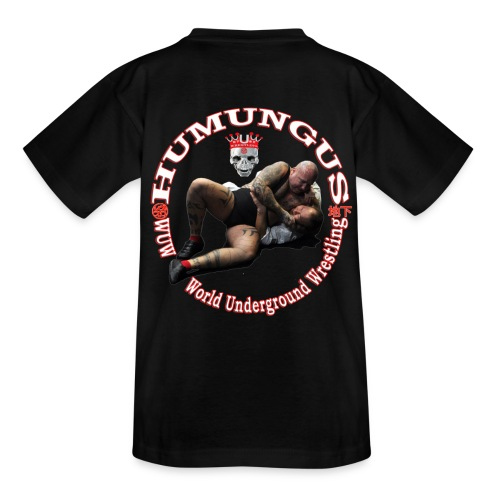 humungus-sideheadlock - Kinder T-Shirt