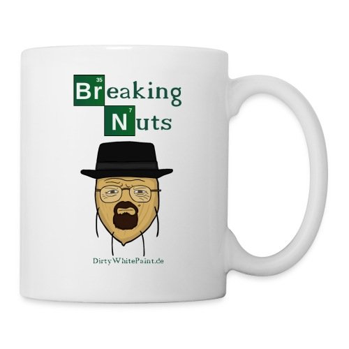 Breaking Nuts Tasse - Tasse