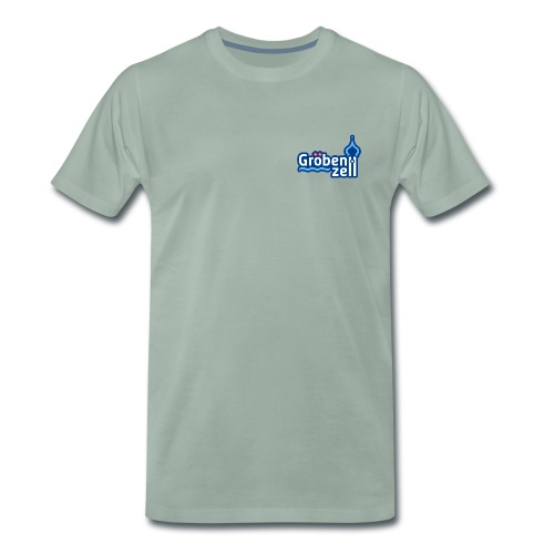 Männer Premium T-Shirt, 4c-Print - Männer Premium T-Shirt