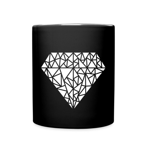 Triangle Love Cup - Tasse einfarbig
