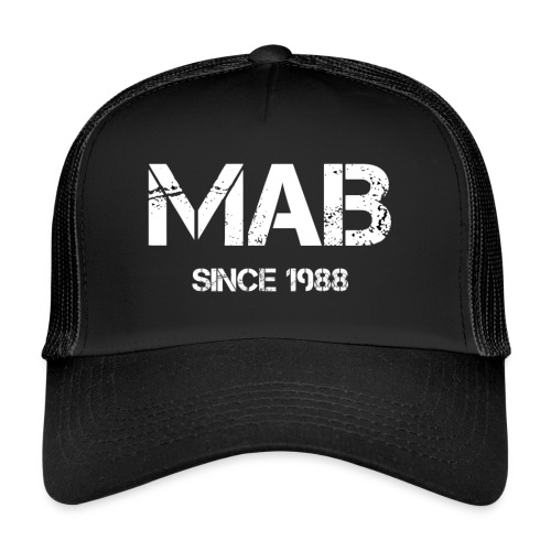 MAB - Baseball hat - Trucker Cap