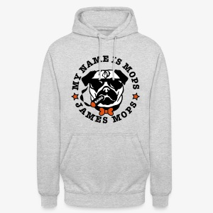 My Name is Mops - James Mops / (03) Bond Girl Männer Pullover - Unisex Hoodie