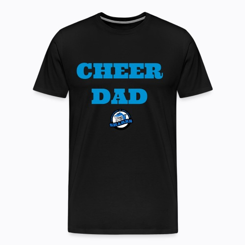 Cheer Dad T-Shirt - Männer Premium T-Shirt