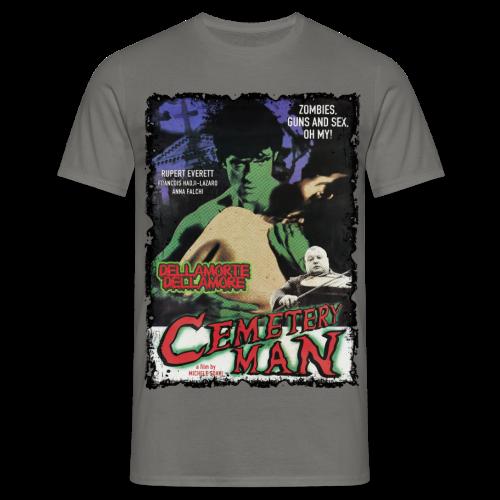 CEMETERY MAN - Männer T-Shirt - Männer T-Shirt