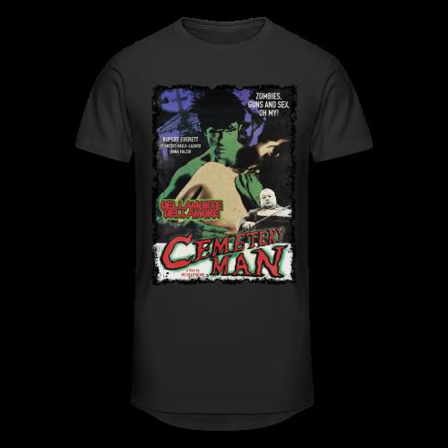 CEMETERY MAN - Männer Urban Longshirt - Männer Urban Longshirt
