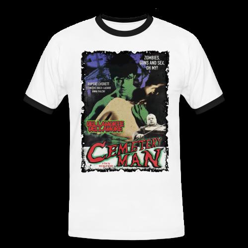 CEMETERY MAN - Männer Kontrast-T-Shirt - Männer Kontrast-T-Shirt