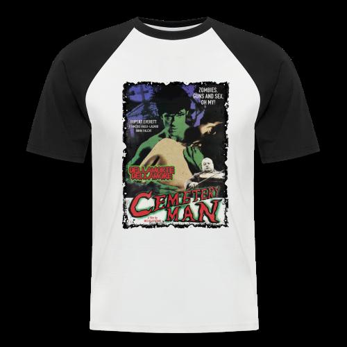 CEMETERY MAN - Frauen Langarmshirt - Männer Baseball-T-Shirt