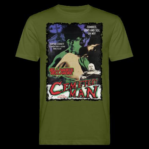 CEMETERY MAN - Männer Bio-T-Shirt - Männer Bio-T-Shirt