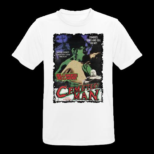 CEMETERY MAN - Männer T-Shirt atmungsaktiv - Männer T-Shirt atmungsaktiv