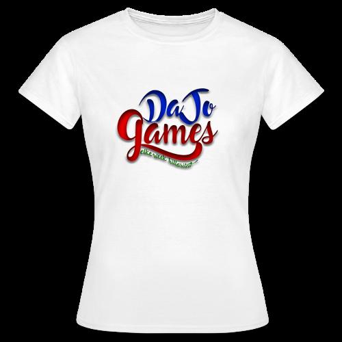 Vrouwen TShirt - Vrouwen T-shirt