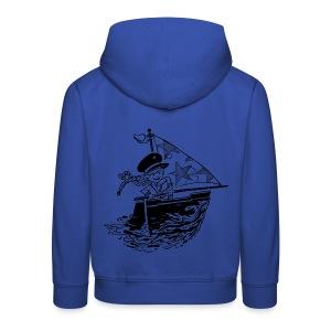 Sail Girlz Hoodie - Kids' Premium Hoodie
