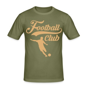 Football Club - Men's Slim Fit T-Shirt