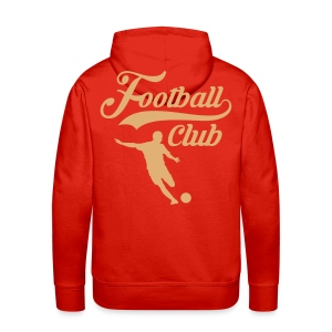 Football Club - Men's Premium Hoodie