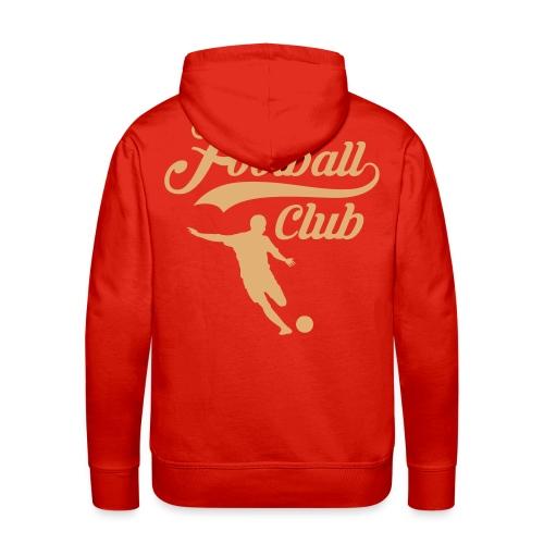 Football Club - Men's Premium Hoodie